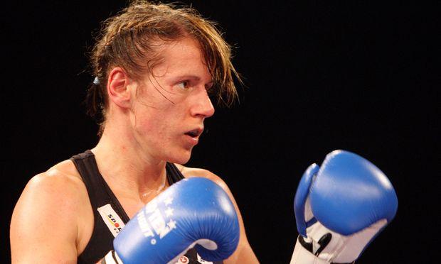 Kickboxen Trimmel verteidigte ProfiWMTitel
