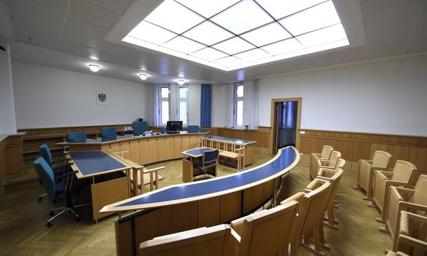 Themenbild: Straflandesgericht Wien