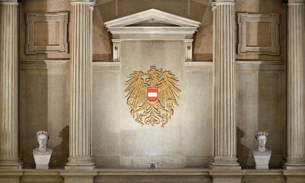 Verurteilt: Die einzige, die bisher verurteilt wurde, ist die Republik Österreich. Der Europäische Gerichtshof für Menschenrechte bemängelte die überlange Dauer des Strafverfahrens gegen Michael B. / Bild: Die Presse, Clemens Fabry