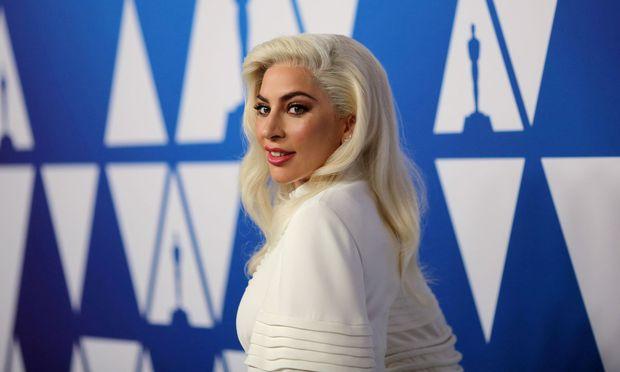 Lady Gaga vergrößert das Staraufgebot bei den Grammys.
