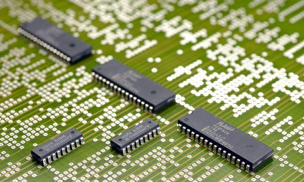 Symbolbild Chips
