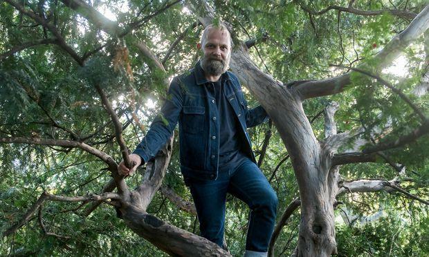 Dschungel. Wolfgang Fischer lässt seine Filmfigur gen paradiesische Inselwälder segeln.