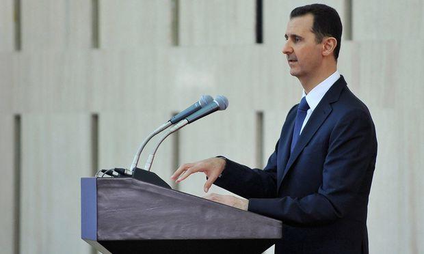 Syrien: Wie Assad den Sieg erringen will