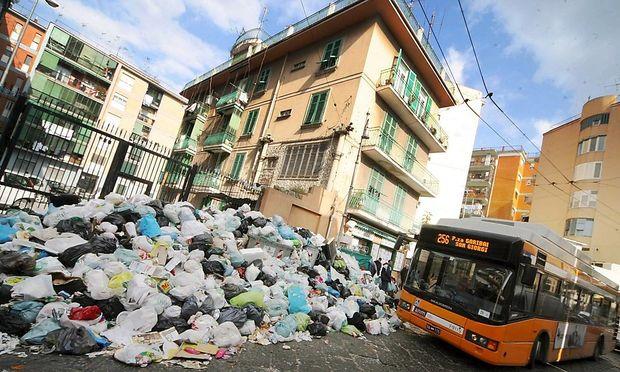 Österreich verbrennt Müll aus Italien