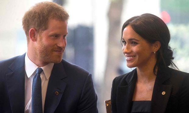 Prinz Harry sind die Prinzipien seiner Ehefrau wichtig.  / Bild: (c) APA/AFP/POOL/VICTORIA JONES (VICTORIA JONES)