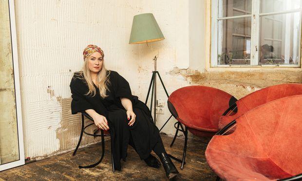 Lylit alias Eva Klampfer hat in den USA die Tücken des Musikgeschäfts kennengelernt.