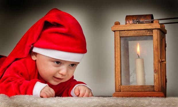 Weihnachten zerlegt geordnet