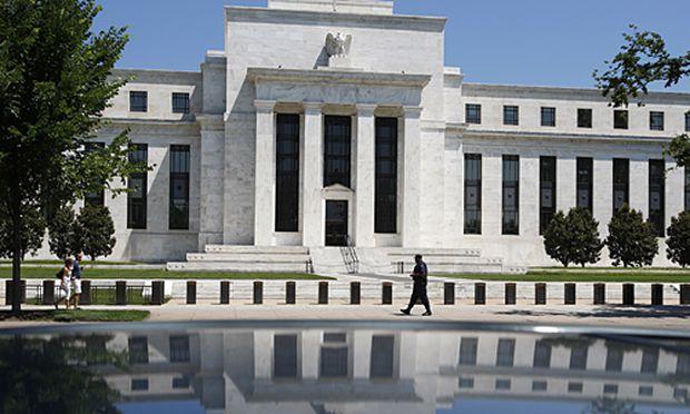 US-Notenbank in Washington, D.C.