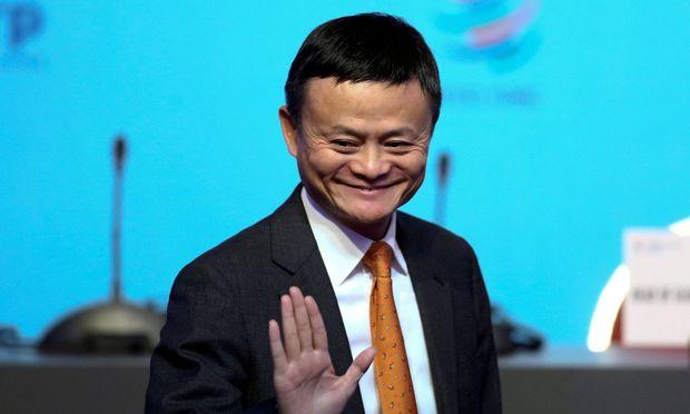 Am Montag will Jack Ma erklären, wie es mit Alibaba weitergehen soll