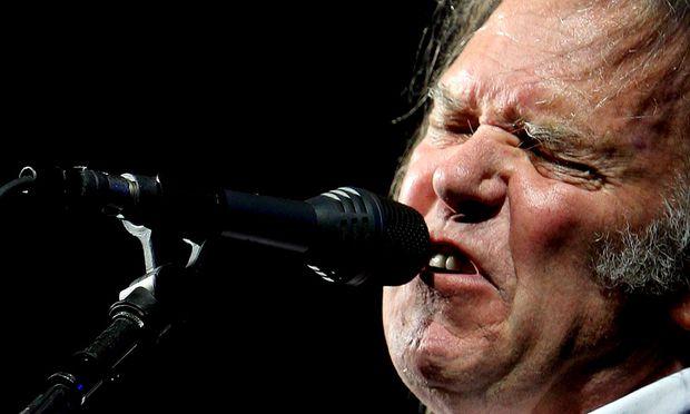 Weltbester Garagenrock Neil Young