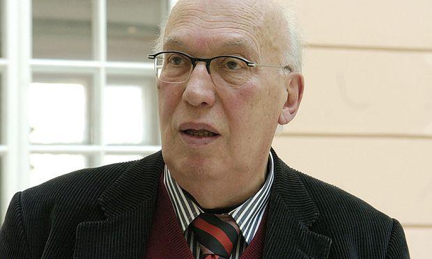 ExMuseumsdirektor Werner Hofmann gestorben