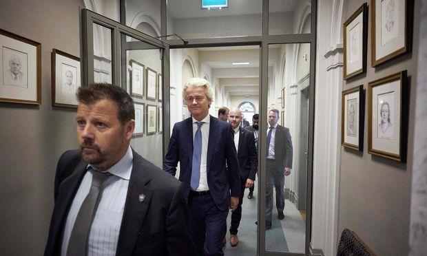 Koalitions-Poker in Den Haag: Rutte schließt Wilders aus