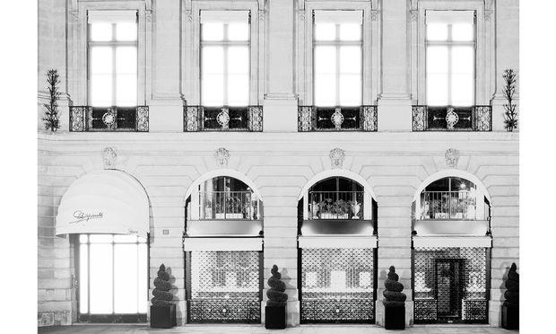 Hausherr. Seit vier Saisonen leitet Bertrand Guyon das Maison an der Place Vendôme.