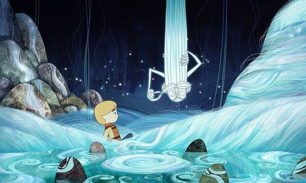 """""""Die Melodie des Meeres"""": Bub Ben hat Angst vor Wasser. Zurecht?"""