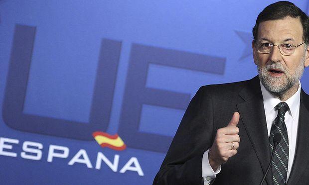 Spaniens Premier warnt: 2013 wird noch härter werden