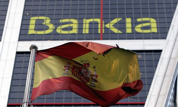 FILE SPAIN ECONOMY EU BANKS