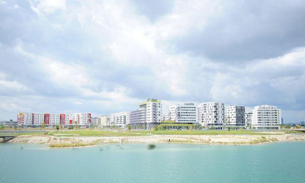 """In der Seestadt Aspern gibt es innovative Forschungsprojekte, die Pluspunkte im """"Smart City""""-Ranking brachten."""