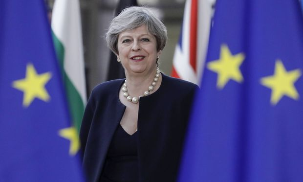 Theresa May  / Bild: imago/Belga