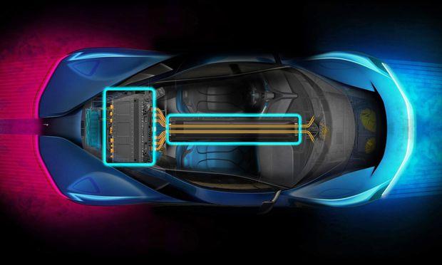Erstes voll-elektrisches Hypercar mit einer Reichweite von 500 Kilometern vorgestellt