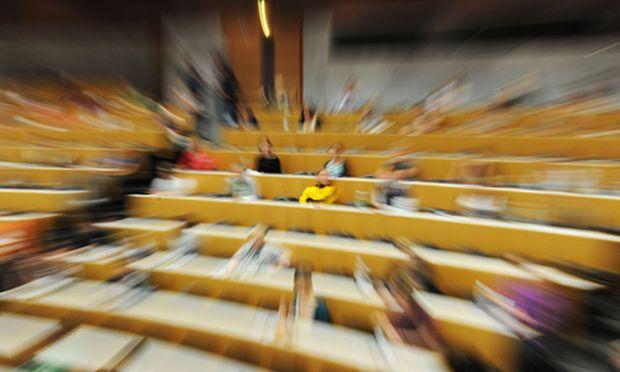 Weniger deutsche Studienanfaenger erwartet