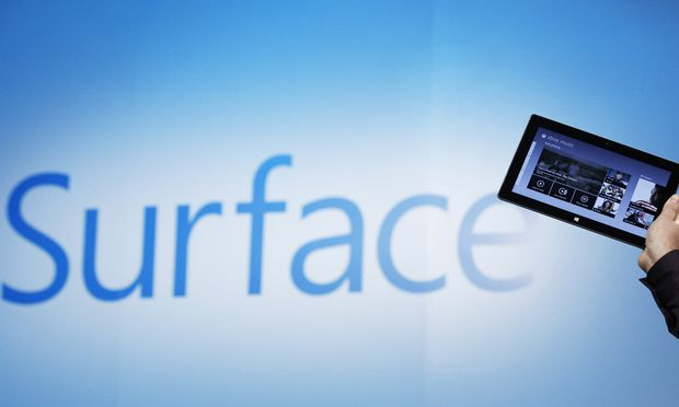 Tablet Microsoft arbeitet angeblich