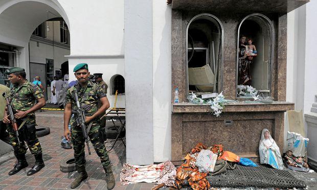 Sri Lanka: Islamisten-Gruppe National Thowheeth Jama'ath steckt hinter Terror
