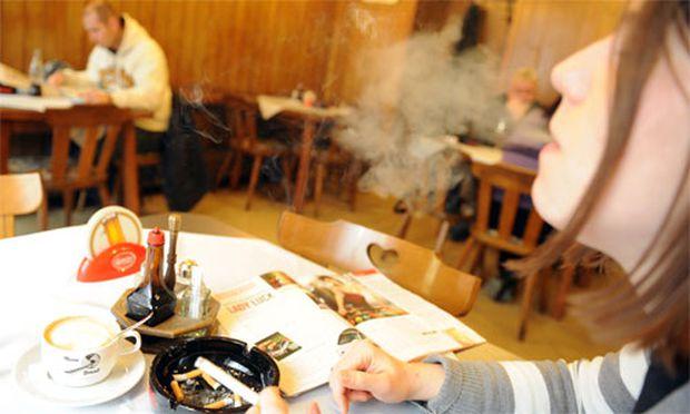 Rauchverbot Kraft ndash kein