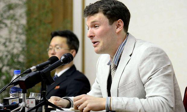 Otto Warmbiers Eltern werfen Nordkorea Folter vor