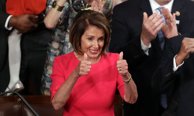 US-HOUSE-OF-REPRESENTATIVES-CONVENES-FOR-FIRST-SESSION-OF-2019-T