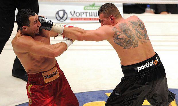 BOXEN - Klitschko vs Wach