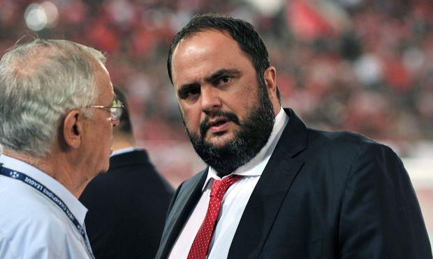 Olympiakos-Boss will fast alle Profis beurlauben