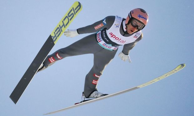 SKI JUMPING-WCUP-NOR