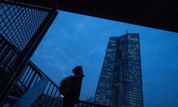 EZB: Mini-Schritte in Richtung Ende der Geldflut