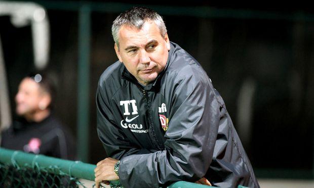 Dresden-Trainer Peter Pacult