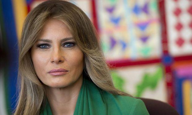 Melania Trump reist nicht zu G-7- und Nordkorea-Gipfel