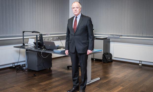 Veit Schmid-Schmidsfelden ist Metallbauunternehmer, gläubiger Christ – und harter Lohnverhandler.