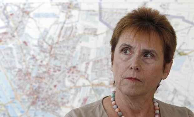 Barbara Helige ist die Vorsitzende der Kommission.