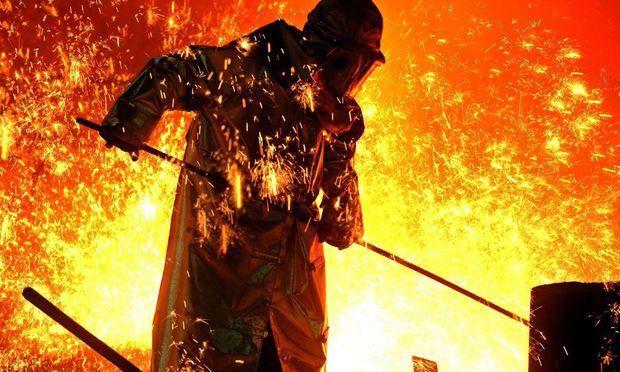 Lohnrunde Metaller wollen ordentlichen