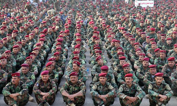 Kurden bieten Bagdad einen Kompromiss an