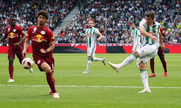 Mit Rapid und Salzburg haben erstmals seit 2014 wieder zwei ÖFB-Vereine die K. o.-Phase erreicht. / Bild: APA/KRUGFOTO