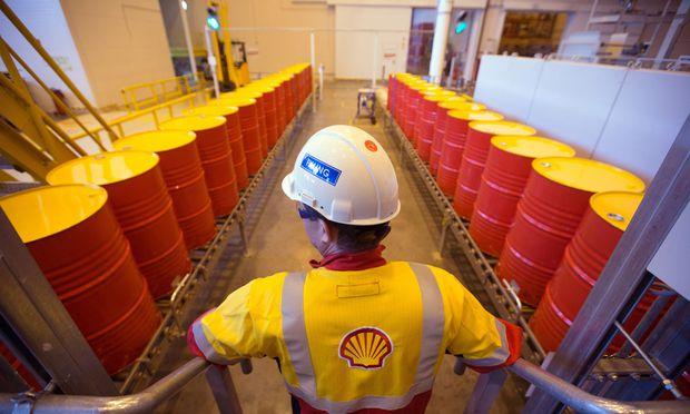 Shell will die Abhängigkeit vom Öl verringern / Bild: Bloomberg