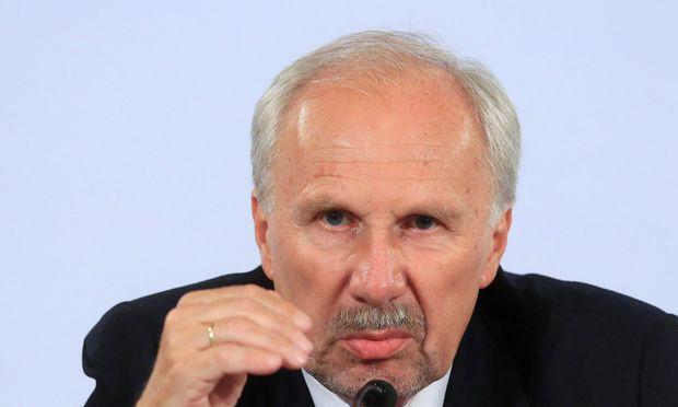 Ewald Nowotny leitet künftig die interne Revision der EZB