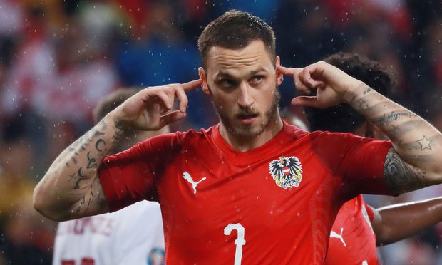 SOCCER - UEFA EURO 2020 quali, AUT vs LAT