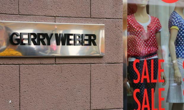 Sanierungsversuch: Gerry-Weber-Aktie stürzt ab