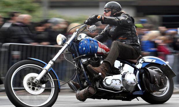 Starkes Europageschäft:Harley-Davidson übertrifft Prognosen