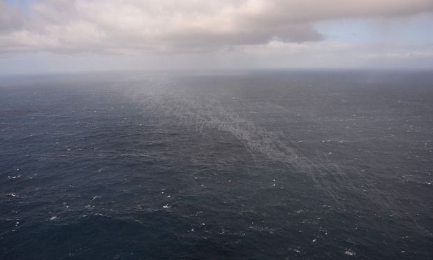 FRANCE-ENVIRONMENT-MARITIME-TRANSPORT-ACCIDENT