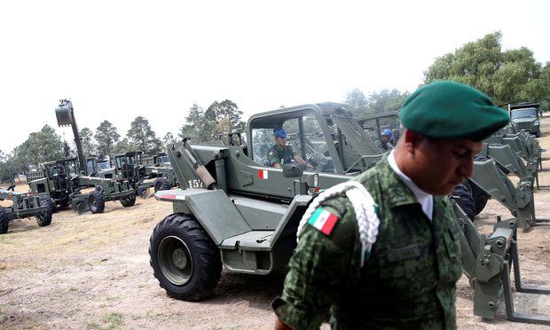 USA-Mexiko-Grenze: Ein Foto sorgt für Entsetzen