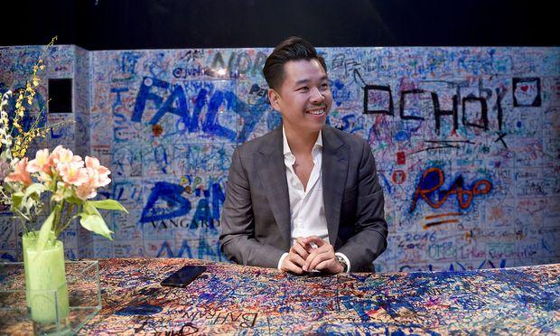 """""""Zoom"""" berichtete über den Unternehmer Martin Ho (im Bild) und Sebastian Kurz, ÖVP-Chef und Altkanzler. (Archivbild)"""