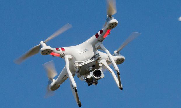 FKK-Badegäste in Wien mit Drohnen gefilmt