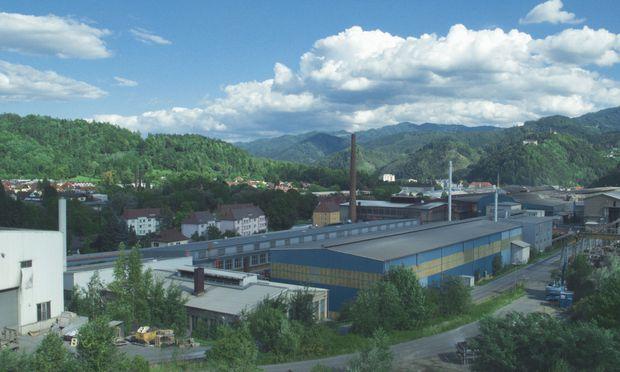 Voestalpine investiert in Kapfenberg (Rendering)